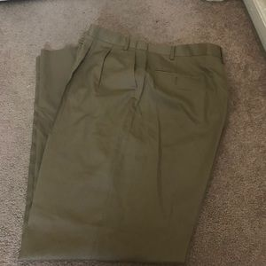 RALPH LAUREN 120s & Cashmere Men's Dress Pants